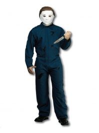 Michael Myers Costume and Mask