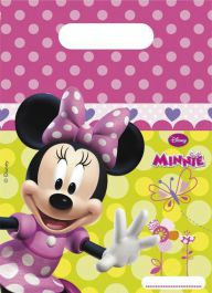 Minnie Bow-Tique Party Bags (Pack of 6)