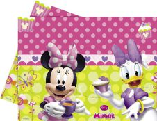 Minnie Bow-Tique Table Cover