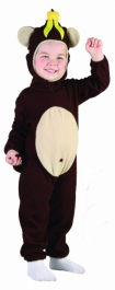 Monkey Toddler Costume