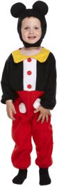 Mouse Boy Toddler Costume