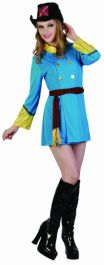 Musketeer Lady Adult Costume