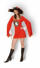 Musketeers Costume