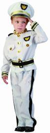 Navy Toddler Boy Costume