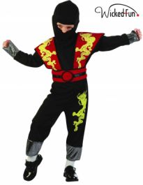Ninja Toddler Costume