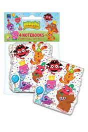 Moshi Monster Note Books
