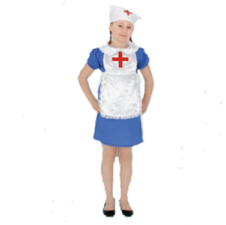 Nurse Fancy Dress Outfit