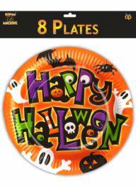 PK 8 Spooky Plates