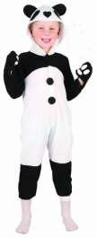 Sweet Panda Toddler Costume