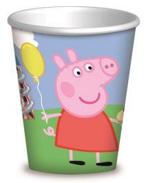 Peppa Pig Cups (Pack of 8)