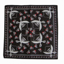 Pirate Bandana (1 Dozen)