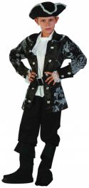 Pirate Captain Children Costume