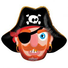 Pirate Mini Shape Balloon (14inch)