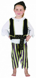 Pirate Toddler Costume