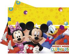 Playful Mickey Table Cover