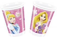 Princess Glam Plastic Cups