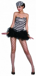 Prisoner Girl Adult Costume