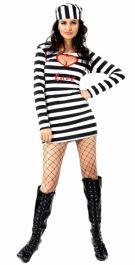 Prisoner in Love Costume