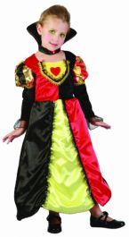 Queen of Hearts Toddler Costume