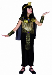 Queen of the Nile Children Costume