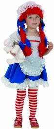 Rag Doll Toddler Costume