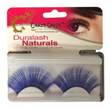Re-useable Blue Eyelashes