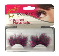 Re-useable Feather BlackPink Eyelashes