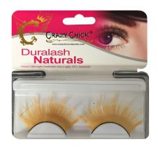 Re-useable Yellow Eyelashes
