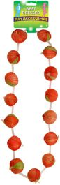 Red Onion Garland 12 Bulbs 120cm