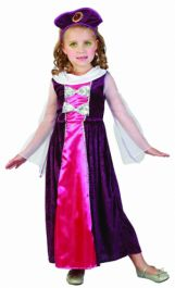 Regal Princess Toddler Costume