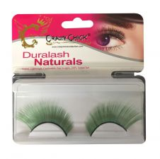 Re-useable Green Eyelashes