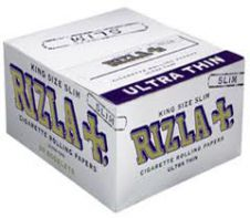 Rizla Rolling Papers - King Size Silver