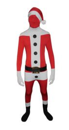 Santa Claus Suit (Stretchy Skin Suit)