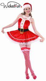 Santa Lady Costume