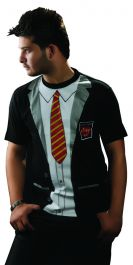 School Boy Printed T-Shirt