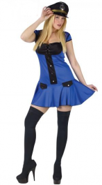 Sexy Arresting Officer Costume