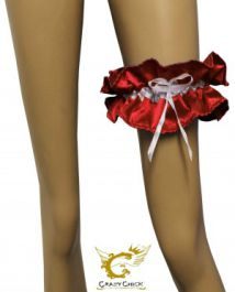 Sexy Red Sailor Garter