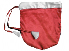 Sexy Red Sailor Pouch