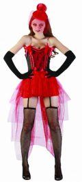 Sexy Saloon Girl Adult Costume