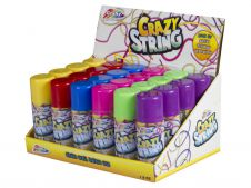 Assorted Silly String