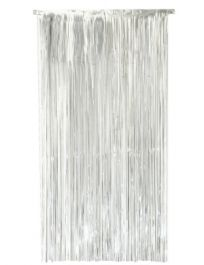 Silver Foil Door Curtain