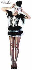 Skeleton Lady Costume