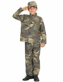 Soldier Boy Costume