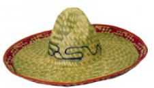 Sombrero Embroidered Hat