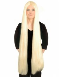 Super Long 39 Inches Blonde Wig