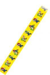 Super Mario Foil Banner