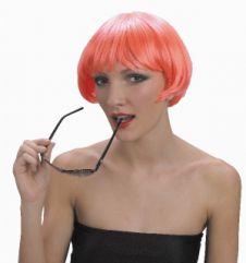 Super Model Orange Wig