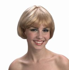 Super Model Sandy Blonde Wig
