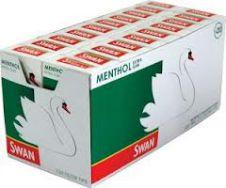 Swan Filter Tips Extra Slim Precut Menthol 20
