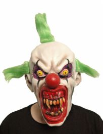 Tri Point Horror Clown Mask